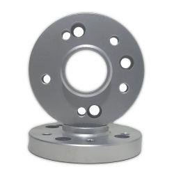 Par de adaptador de rodas 4x100 p/ 5x100
